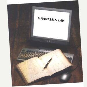 Financials 2.60