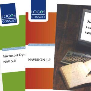 Ældre Navision versioner