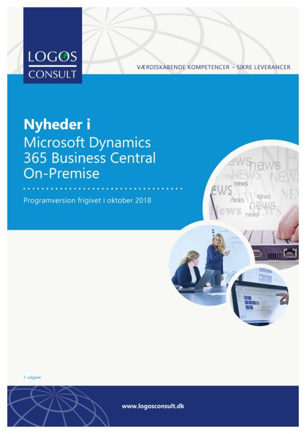 Factsheet om 365 Business Central